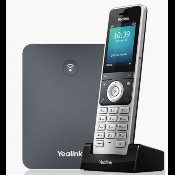 Телефонная система Yealink W76P DECT