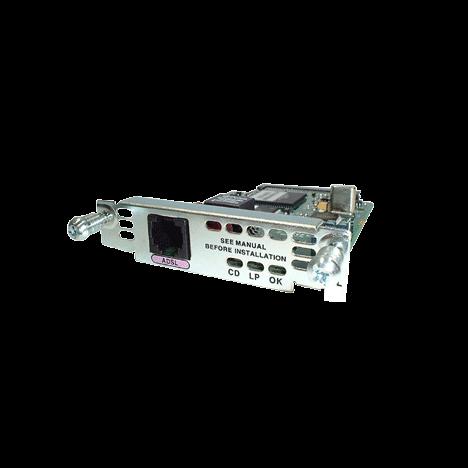 Модуль Cisco WIC-1ADSL