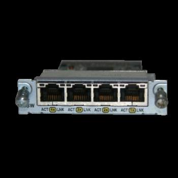Модуль Cisco WIC-4ESW
