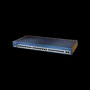 Коммутатор Cisco Catalyst WS-C2950T-24 (некондиция, повреждение лицевой панели)