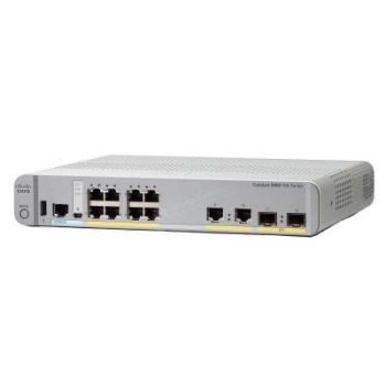 Коммутатор Cisco Catalyst WS-C2960CX-8TC-L
