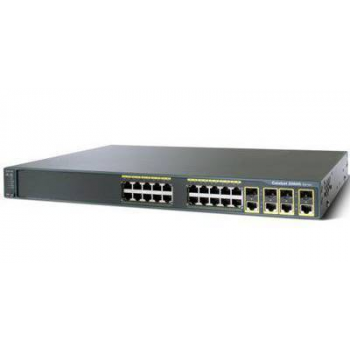 Коммутатор Cisco Catalyst WS-C2960G-24TC-L