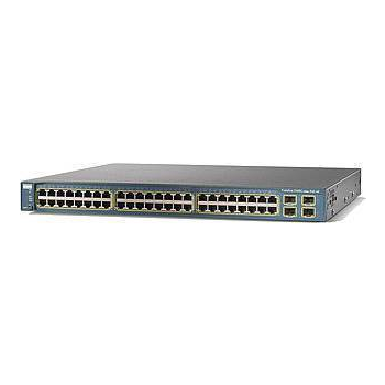 Коммутатор Cisco Catalyst WS-C3560-48TS-S