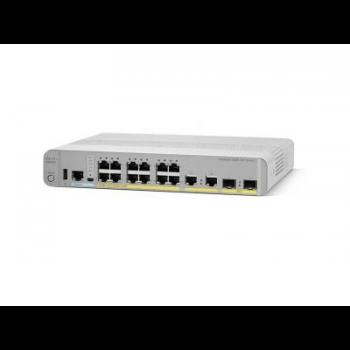 Коммутатор Cisco Catalyst WS-C3560CX-12TC-S