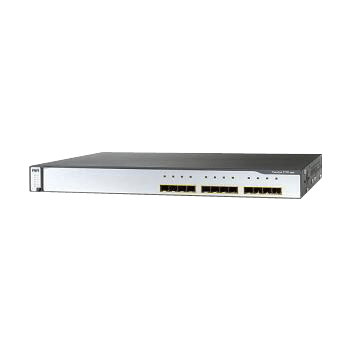 Коммутатор Cisco Catalyst WS-C3750G-12S-S
