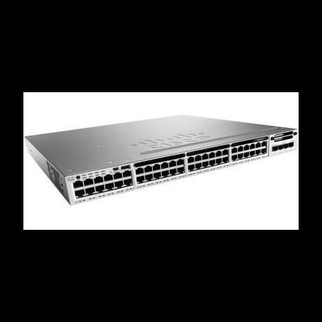 Коммутатор Cisco WS-C3850-48T-E