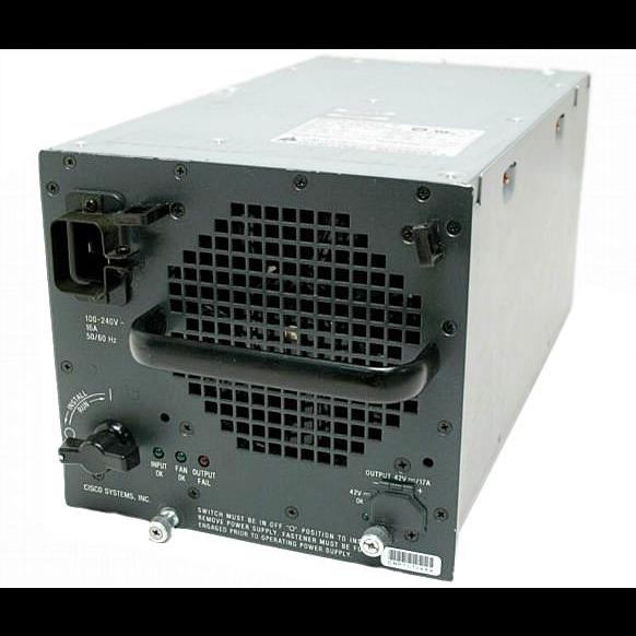 Блок питания Cisco Catalyst WS-CAC-3000W (некондиция, косметические повреждения)