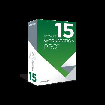 Лицензия VMware Workstation 15 Pro для Linux и Windows