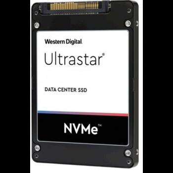 "Накопитель SSD Western Digital Ultrastar DC SN640, 7.68Tb, PCIe 3.1 x4 U.2, 3D TLC, 2,5"""