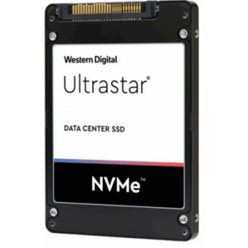 "Накопитель SSD Western Digital Ultrastar DC SN640, 960Gb, PCIe 3.1 x4 U.2, 3D TLC, 2,5"""