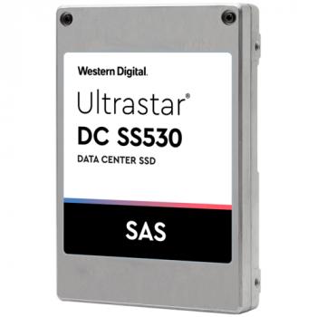 "Накопитель SSD Western Digital Ultrastar DC Server SS530s, 1.6Tb, SAS, 3D TLC, 2,5"""