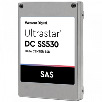 Накопитель SSD Western Digital Ultrastar DC Server SS530s, 3.2Tb, SAS, 3D TLC, 2,5""