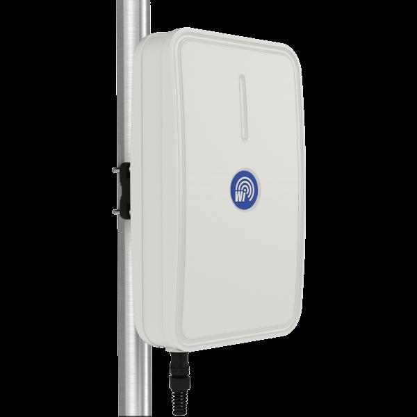Антенна секторная WiBOX MIMO 2x2 dual band, 2,35 - 2,7 ГГц и 5,1 - 5,95 ГГц, 17dBi, 90°, VH