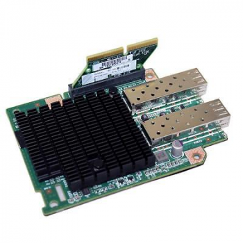 Сетевой mezzanine адаптер Dell, 2 порта 10G для PowerEdge C6100/C6220