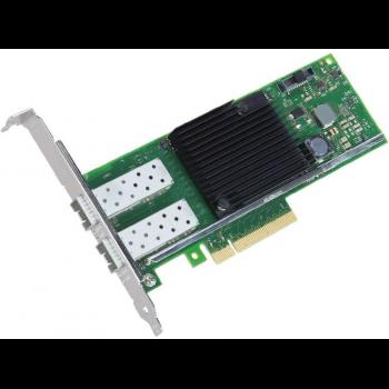 Сетевая карта 2 порта 1G/10G Base-X Intel  X710-DA2