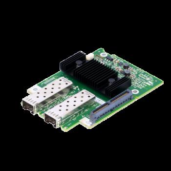 Сетевой mezzanine адаптер Dell ConnectX3-Pro, 2 порта 1000Base-X/10GBase-X для PowerEdge C6320