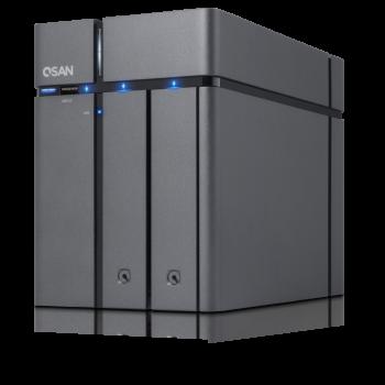 NAS-сервер Qsan XCubeNAS XN3002T-EU