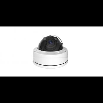 Купольная IP-камера XNV-8080RP с разрешением 5 мегапикселей и возможностью дистанционной фокусировки и зума, PoE