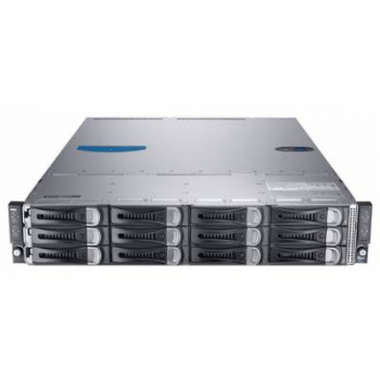 Сервер Dell PowerEdge C6100, 8 процессоров Intel Xeon Quad-Core E5540 2.53GHz, 96GB DRAM