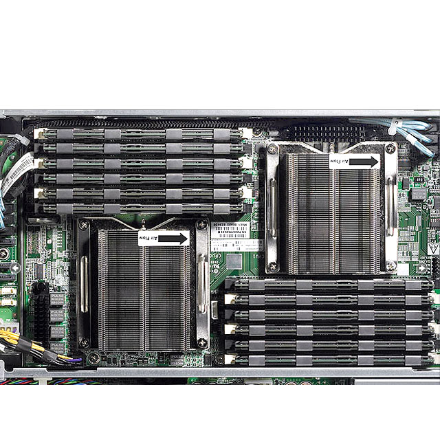 Сервер Dell PowerEdge C6100, 8 процессоров Intel Xeon 6C X5650 2.66GHz, 96GB DRAM, 24 отсека под HDD 2.5""