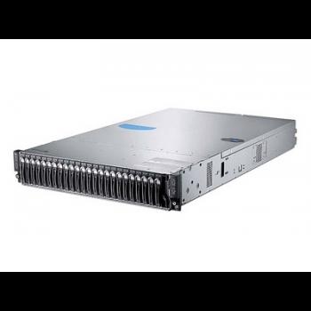 "Сервер Dell PowerEdge C6100, 8 процессоров Intel Xeon 6C X5650 2.66GHz, 96GB DRAM, 24 отсека под HDD 2.5"""