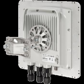 Оконечная станция InfiLink XG 1000 4,9-6 GHz, 1000Mbit/s, 2x22dBm, 23 dBi, 2GE-SFP