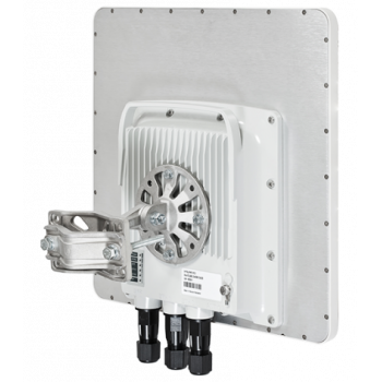 Оконечная станция InfiLink XG 1000 4,9-6 GHz, 1000Mbit/s, 2x22dBm, 26 dBi, 2GE-SFP