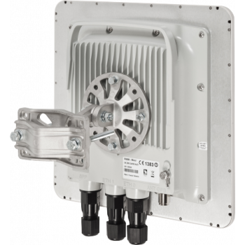 Оконечная станция InfiLink XG 4,9-6 GHz, 500Mbit/s, 2x27dBm, 23 dBi, 2GE-SFP