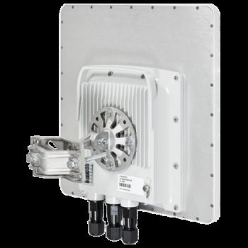 Оконечная станция InfiLink XG 4,9-6 GHz, 500Mbit/s, 2x27dBm, 26 dBi, 2GE-SFP