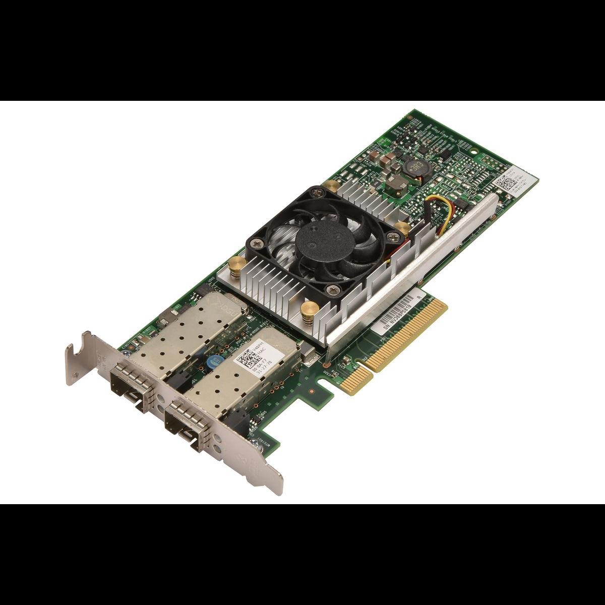 Сетевая карта Dell 2 порта 1000Base-X/10GBase-X
