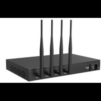 IP АТС Yeastar S50, 50 абонентов и 25 вызовов, поддержка FXO, FXS, GSM, BRI