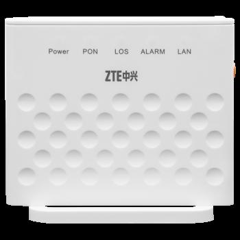 Абонентский терминал ZTE ONT GPON, 1 порт 10/100/1000Base-T