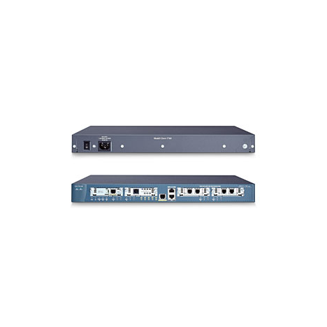 Шлюз Cisco c1760 12-port Analog Bundle