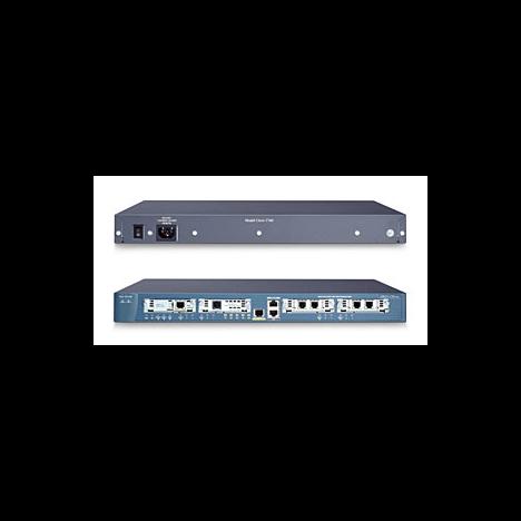 Шлюз Cisco c1760 12-port Analog Bundle