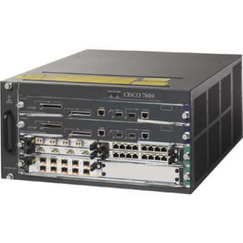 Шасси Cisco 7604