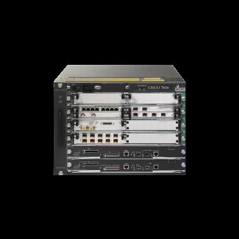 Шасси Cisco 7606