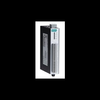 Устройство ввода/вывода, модуль ioLogik E1214-T Ethernet 6 DI, 6 реле, с расширенным диапазоном температур, MOXA
