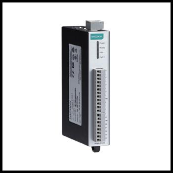 Устройство ввода/вывода, модуль ioLogik E1262 Ethernet 8 термопар MOXA