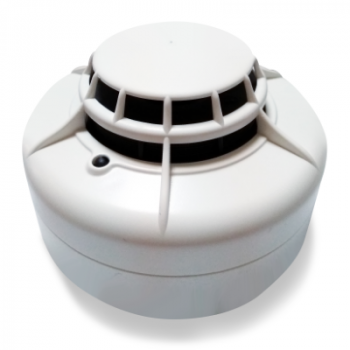 Датчик дыма комбинированный (дым/тепло) ИП 212/101-2М-A1R с базой Е412NL