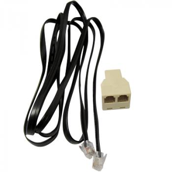 Удлинитель кабеля 1-wire, 2м