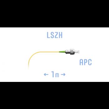 Пигтейл FC/APC SM (0.9) 1 m