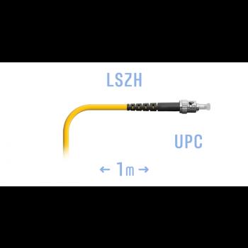 Пигтейл ST/UPC SM (3,0) Simplex 1m